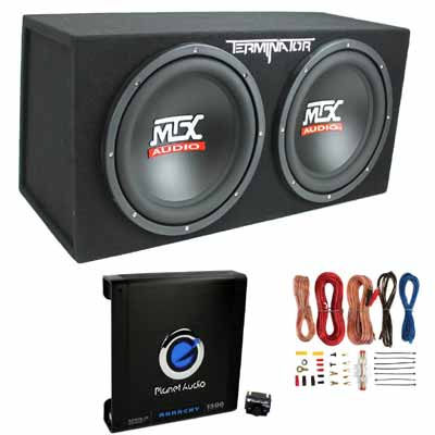 Overall Best Car Subwoofers Package